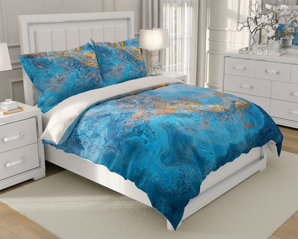 King or Queen Duvet Cover, Gentle Mercy