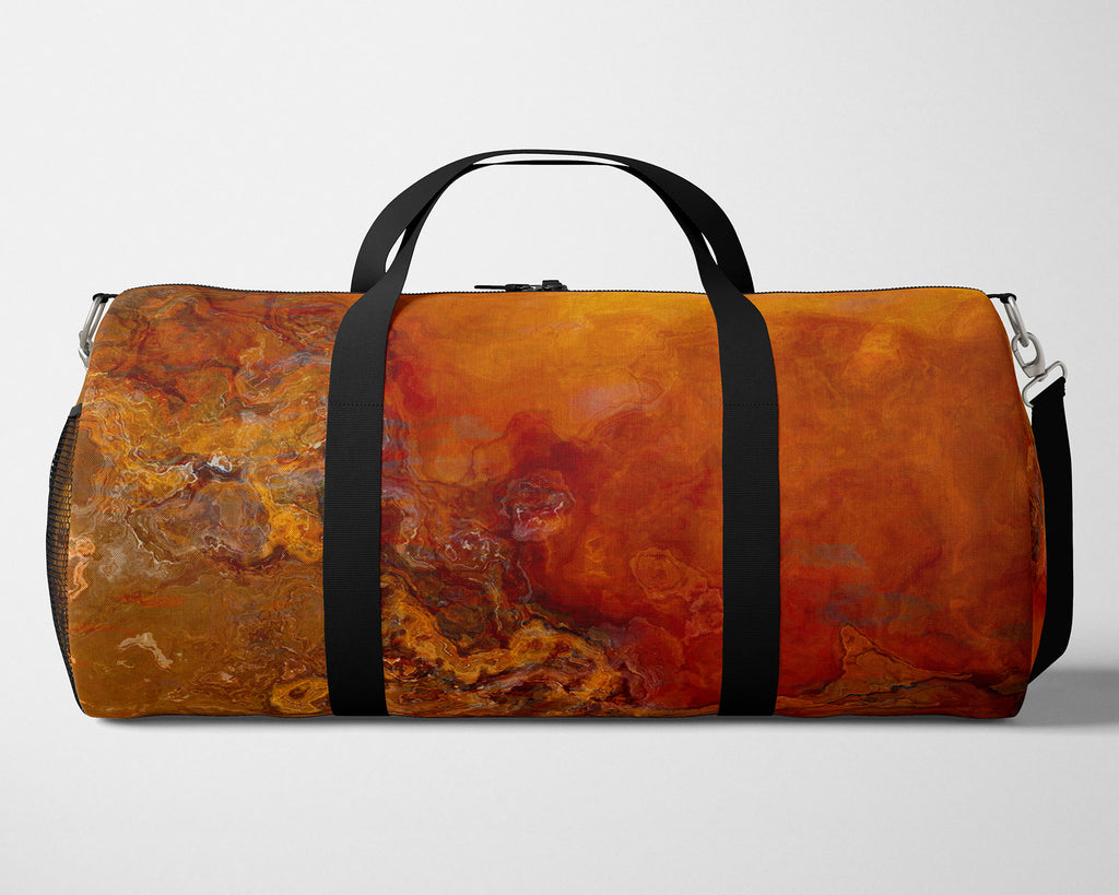 Duffle Bag, Gold Rush