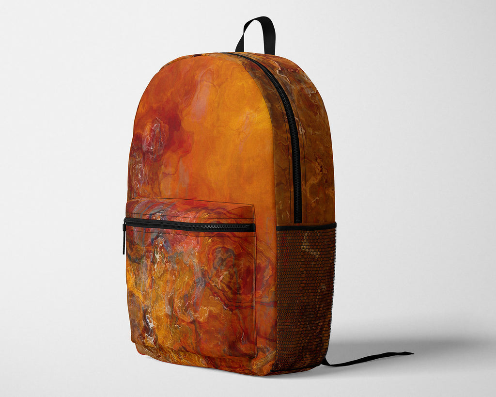 Backpack, Gold Rush