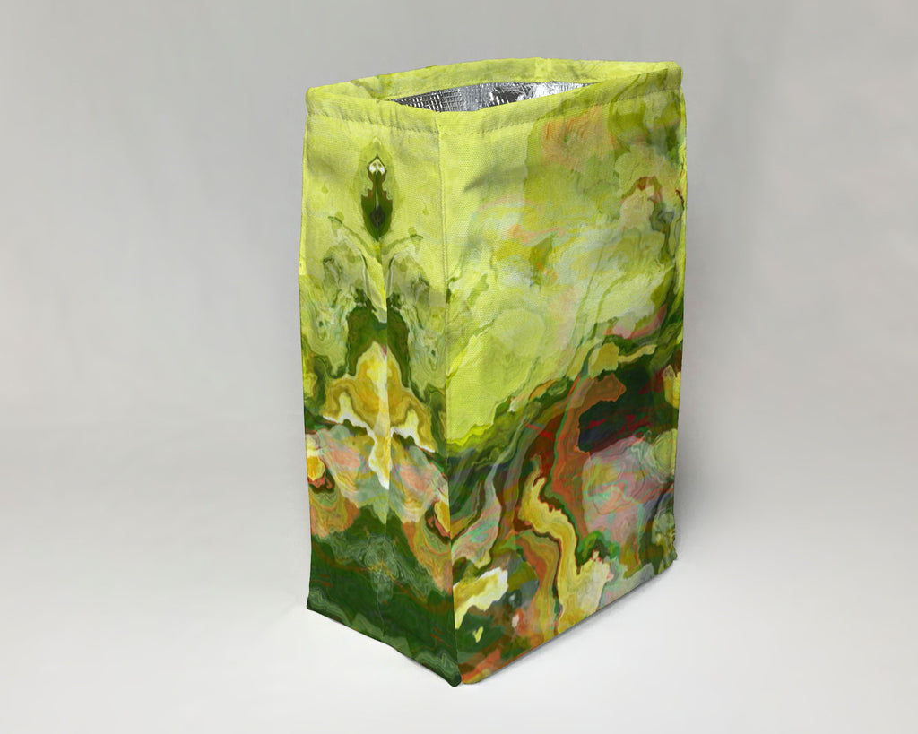 Lunch Bag, Lemon Tree