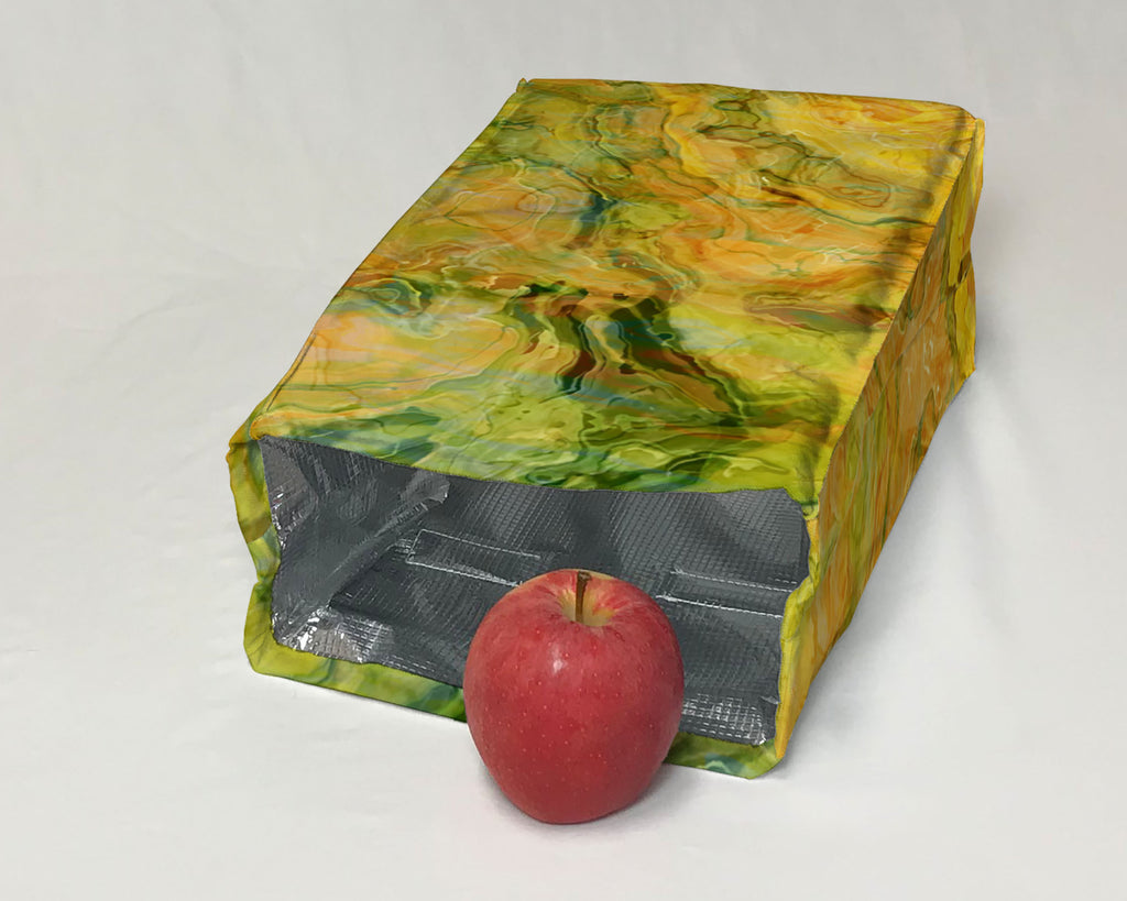 Lunch Bag, Peach Grove