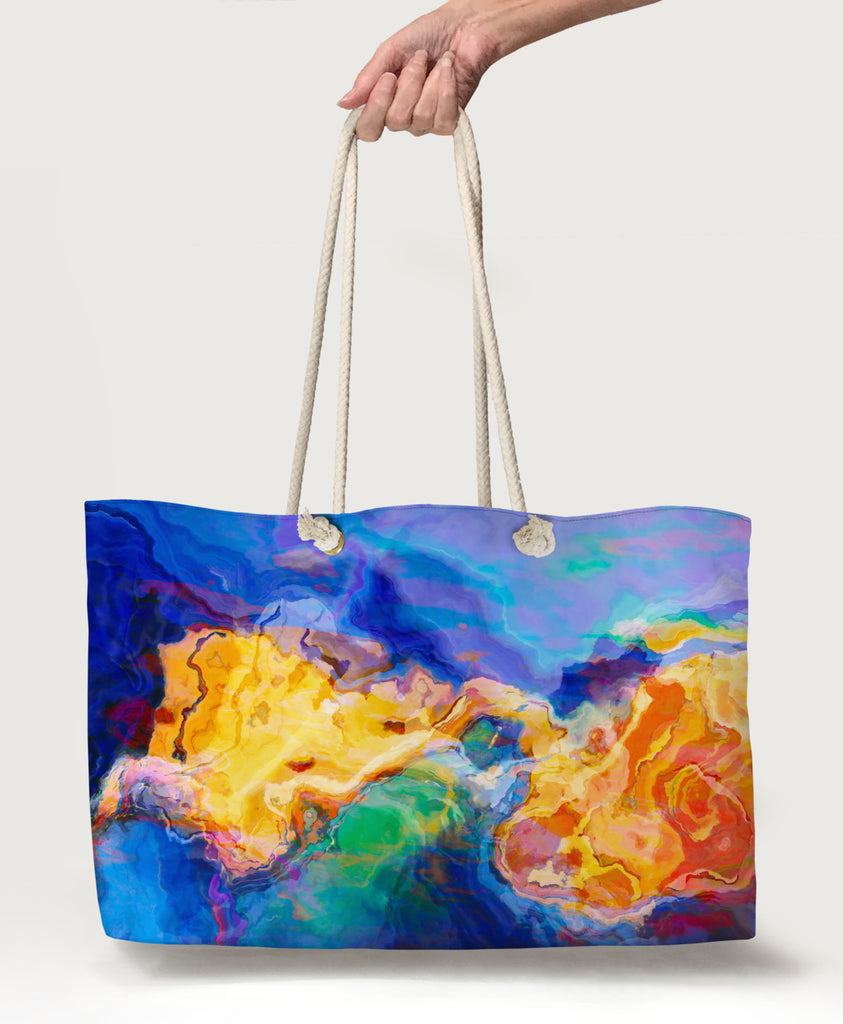 Oversized Tote, Primordial Soup