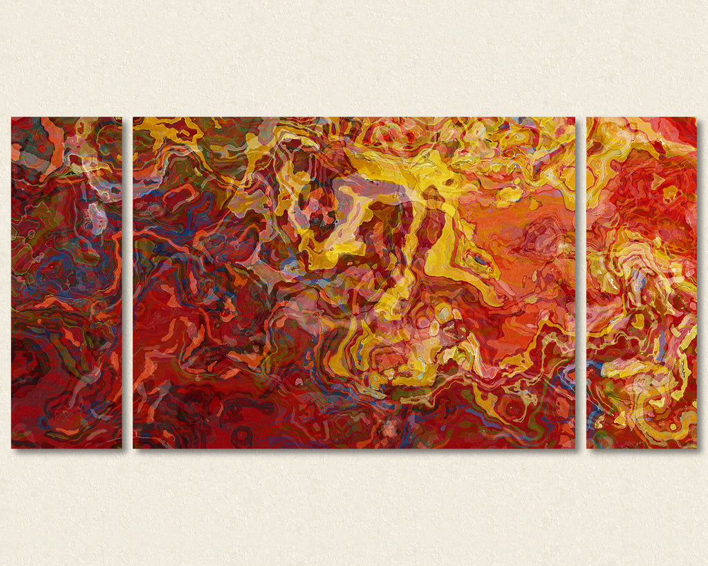 Canvas Print, 30x60 to 40x78, Riotous