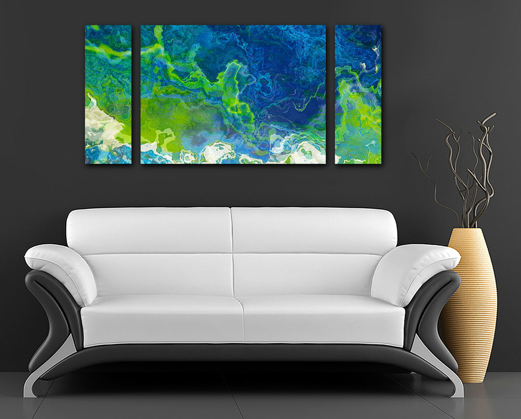 Canvas Print, 30x60 to 40x78, River Dreams