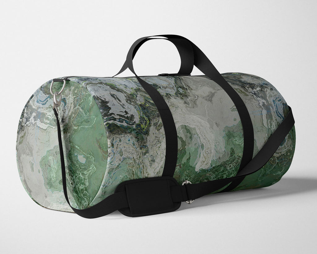 Duffle Bag, River Wind