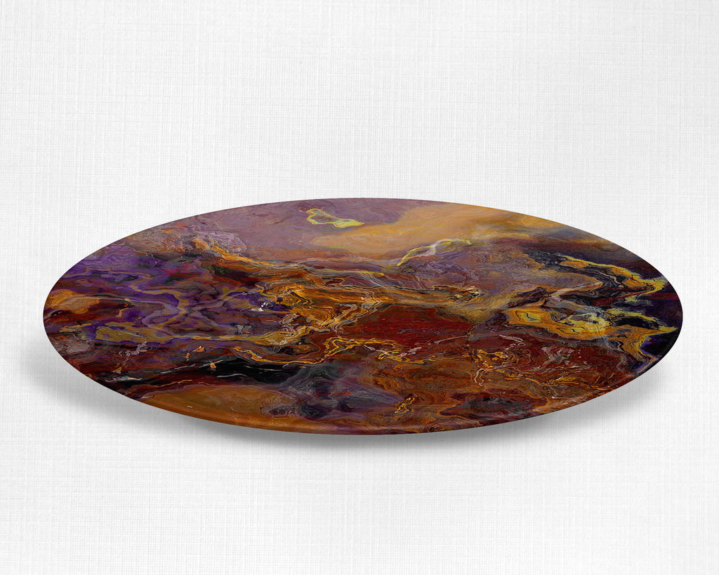 Plate or Bowl, Riveted