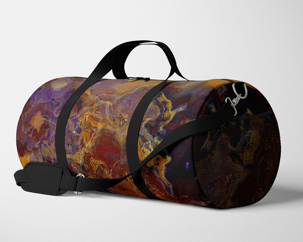 Duffle Bag, Riveted