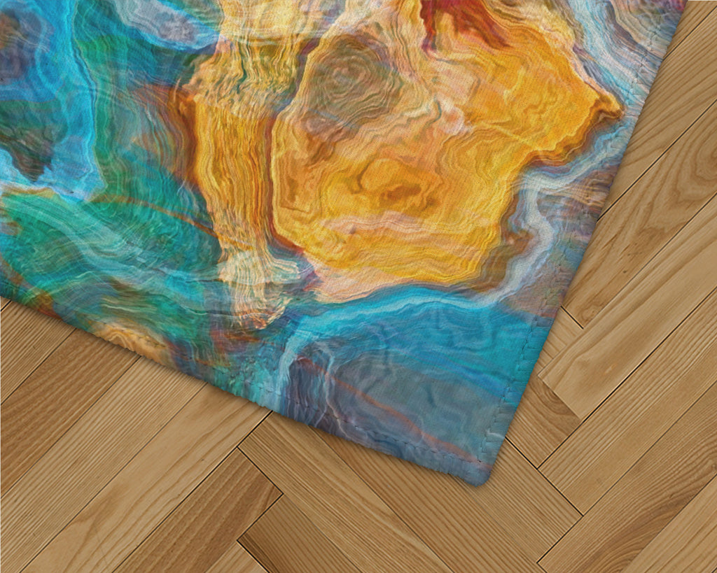 Area Rug, Sedona Sunrise