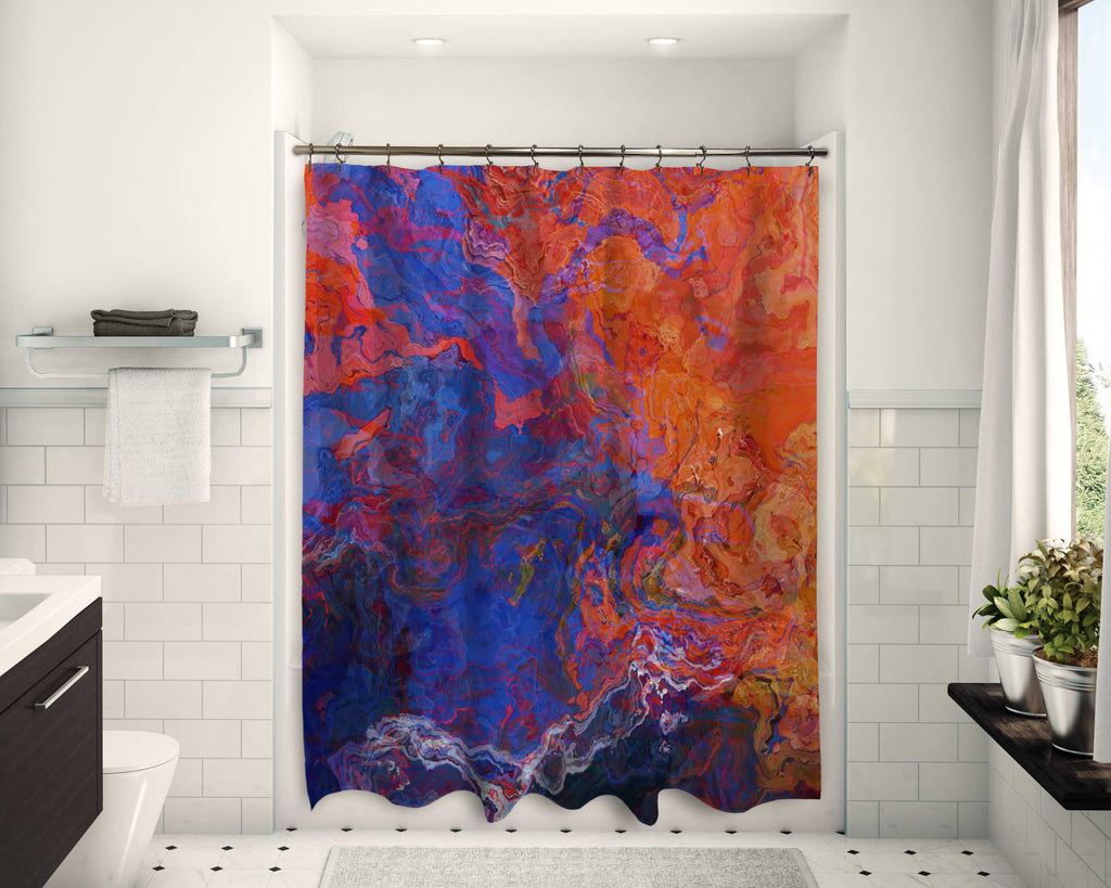 Shower Curtain, Shadow Canyon