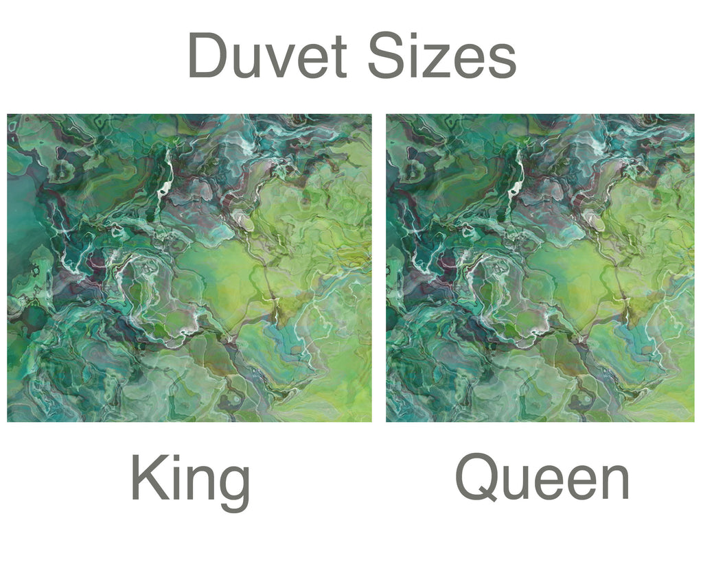 King or Queen Duvet Cover, Speculation