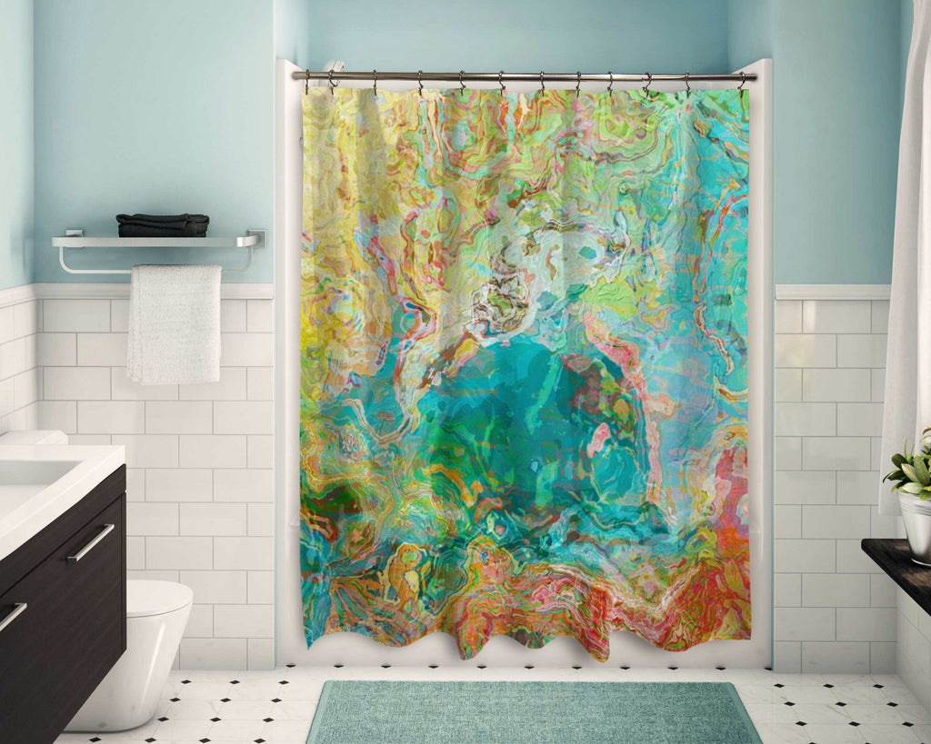 Shower Curtain, Spring Melody