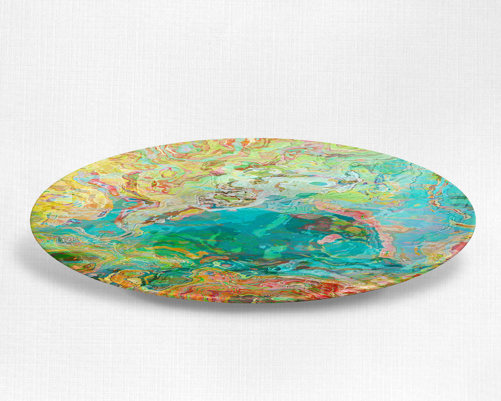 Plate or Bowl, Spring Melody