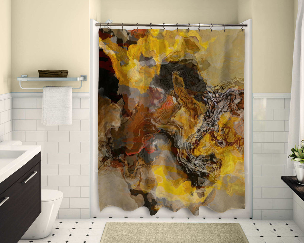 Shower Curtain, Summer Oaks