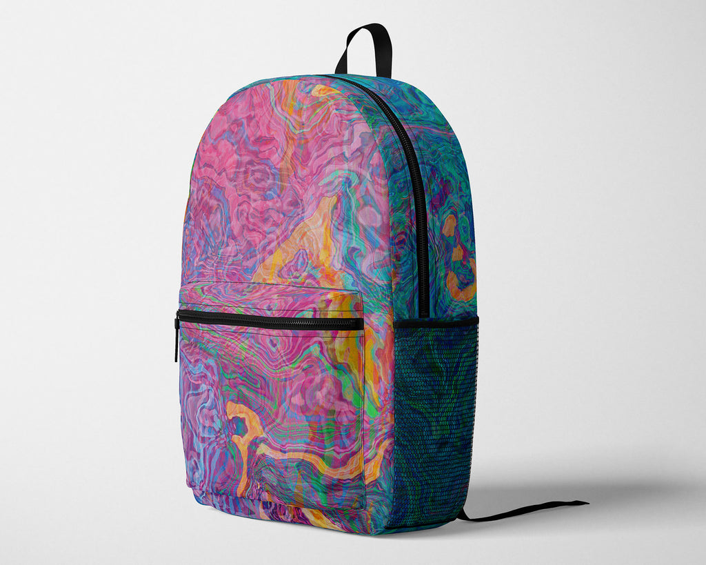 Backpack, Summer Sunrise