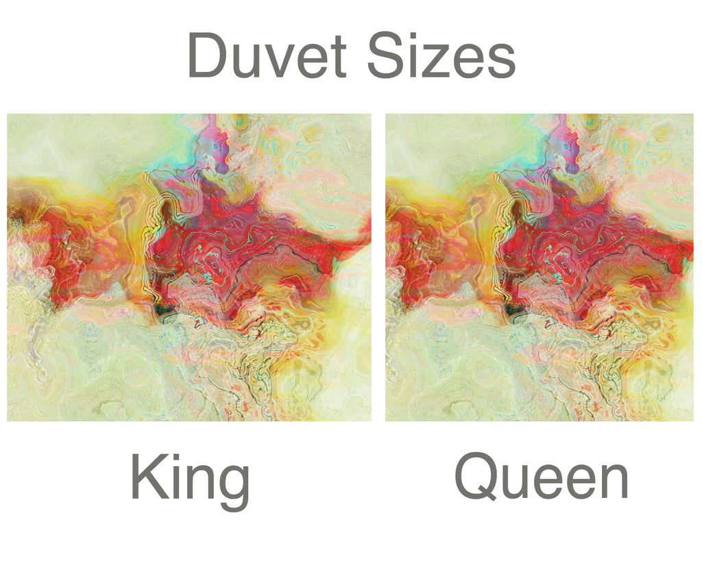 King or Queen Duvet Cover, Unexpected