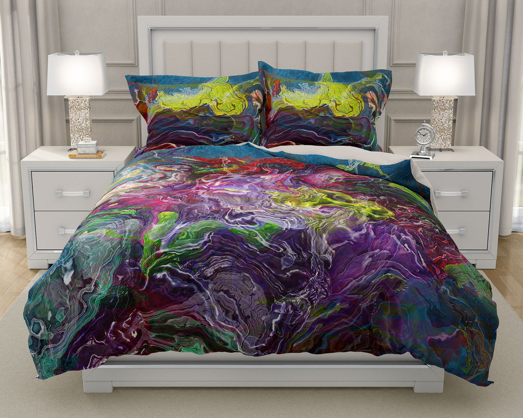 King or Queen Duvet Cover, Wandering