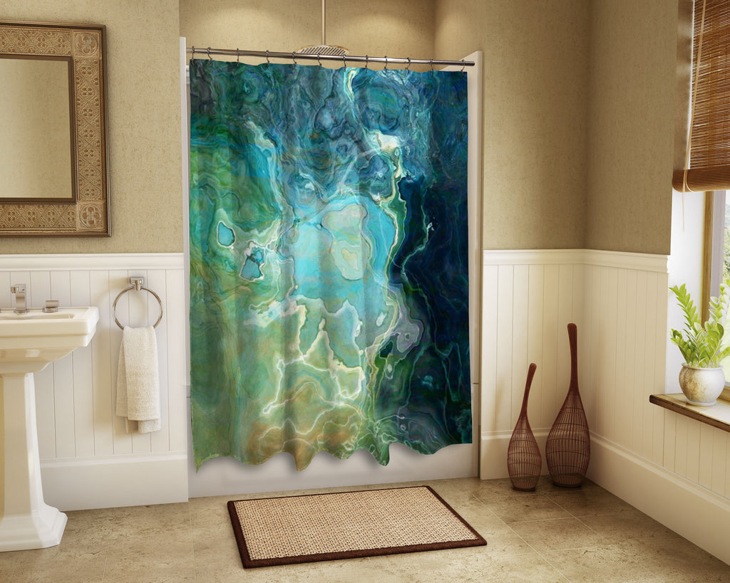 Shower Curtain, Watershed