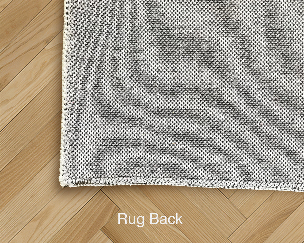 Area Rug, The Blues