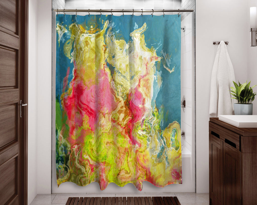 Shower Curtain, Aria