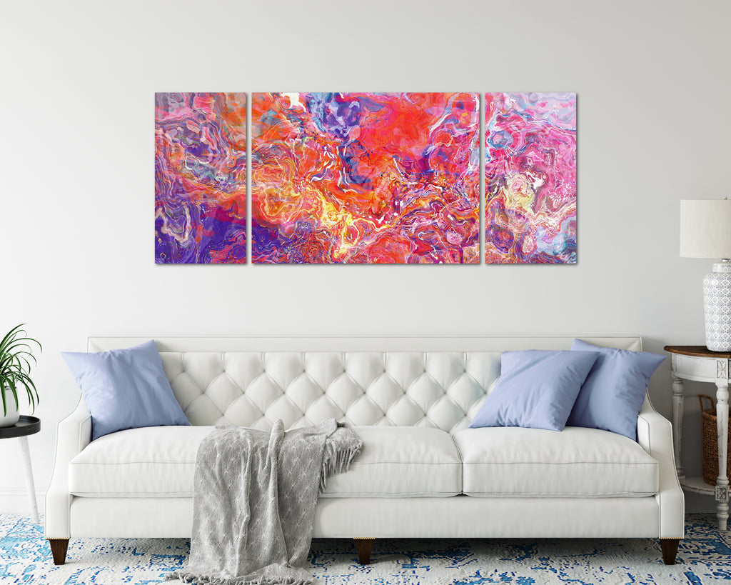 Canvas print, 30x72 to 40x90, Awaken