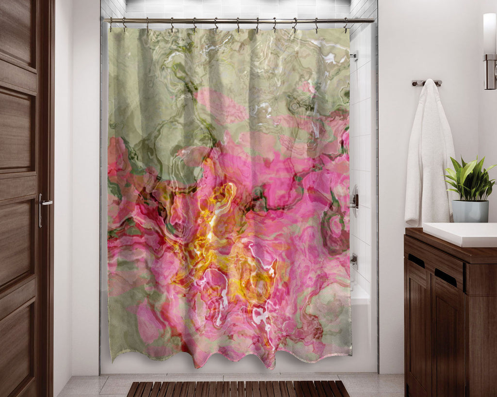 Shower Curtain, Blossom