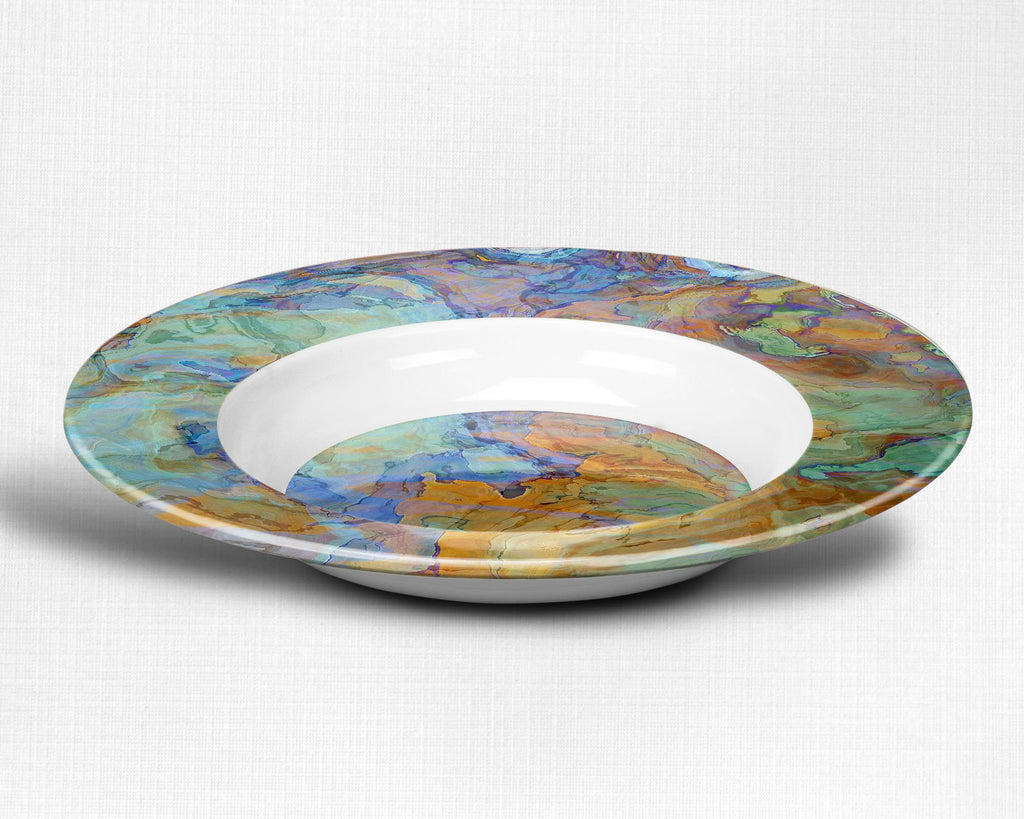 Plate or Bowl, Bridge