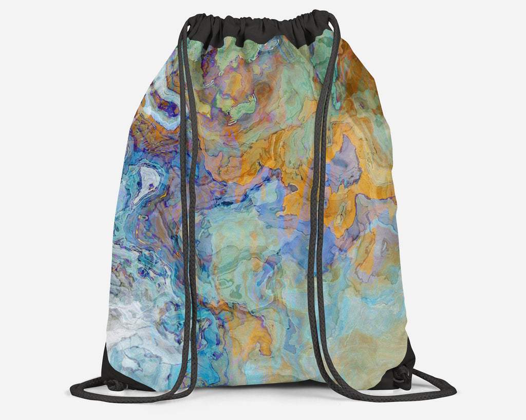Drawstring Sling Bag, Bridge