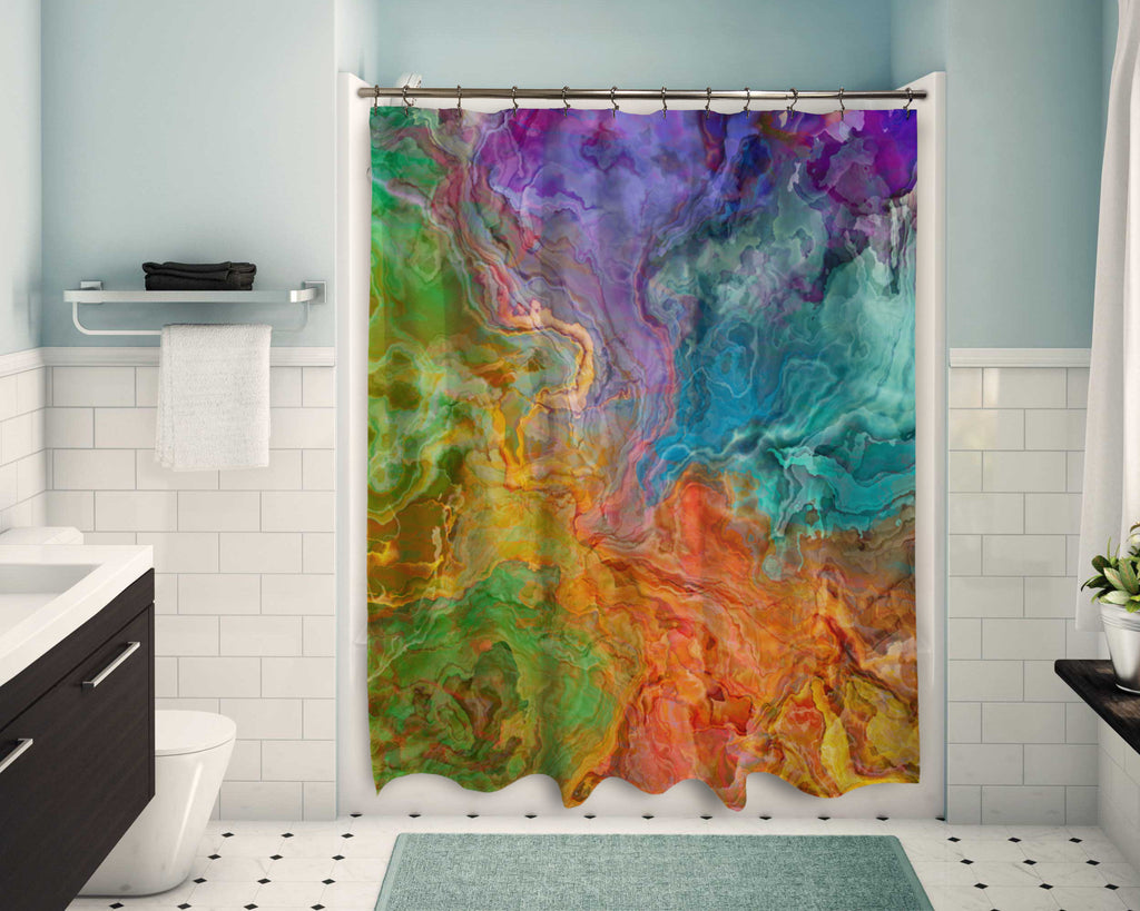 Shower Curtain, Carnival