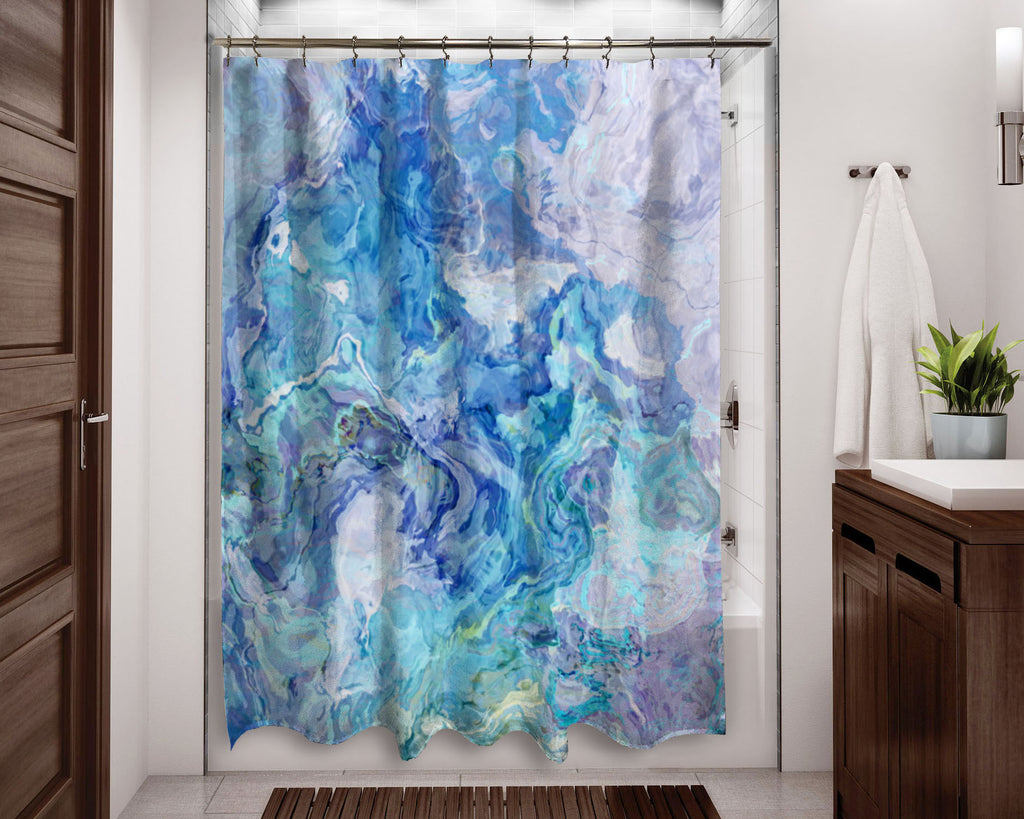 Shower Curtain, Cloud Nine