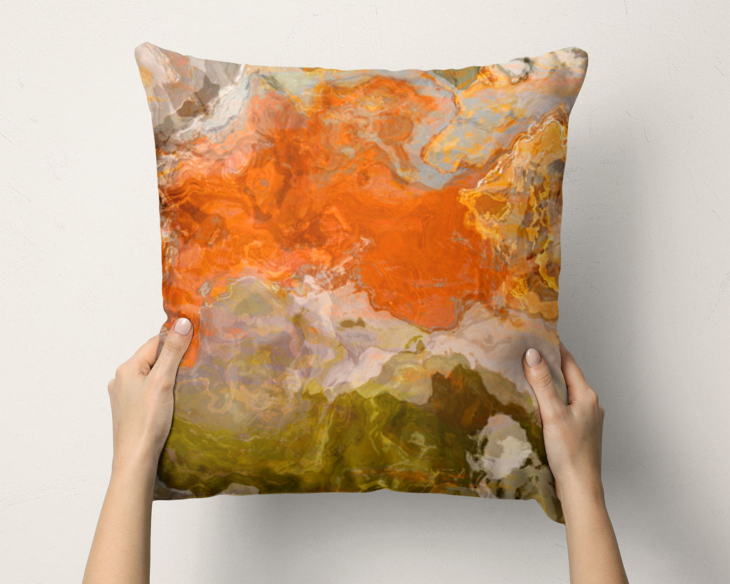 Pillow Covers, Come the Fall