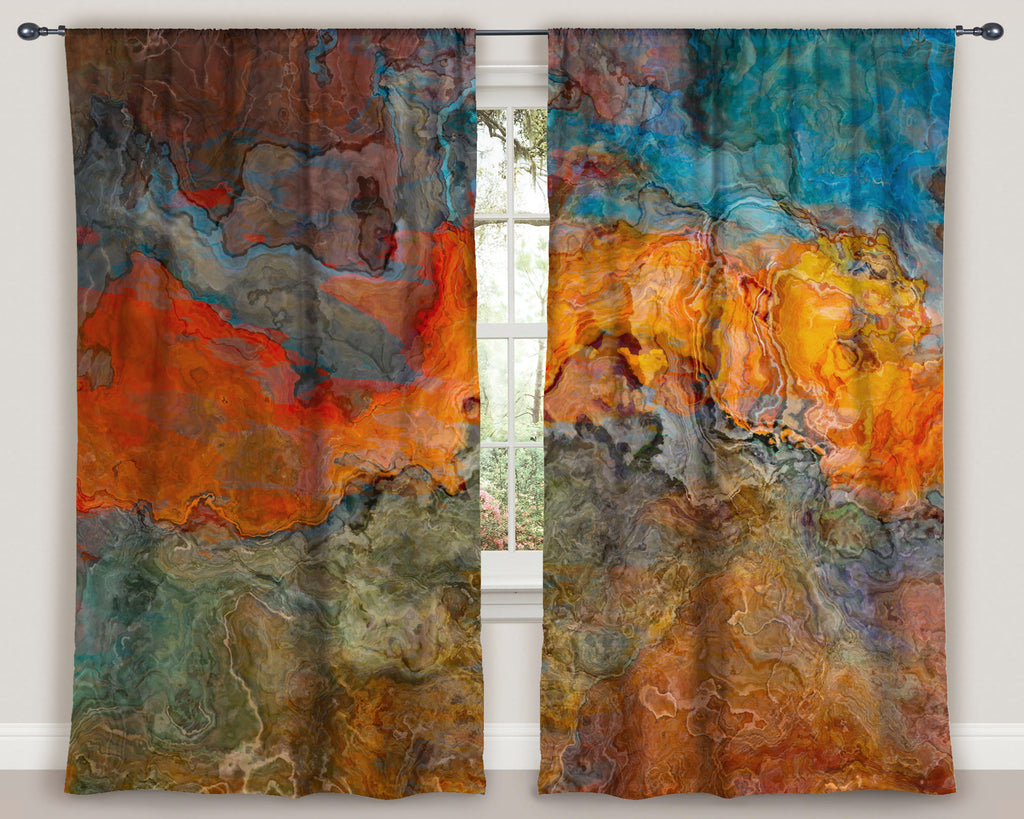 Window Curtains, Copper River