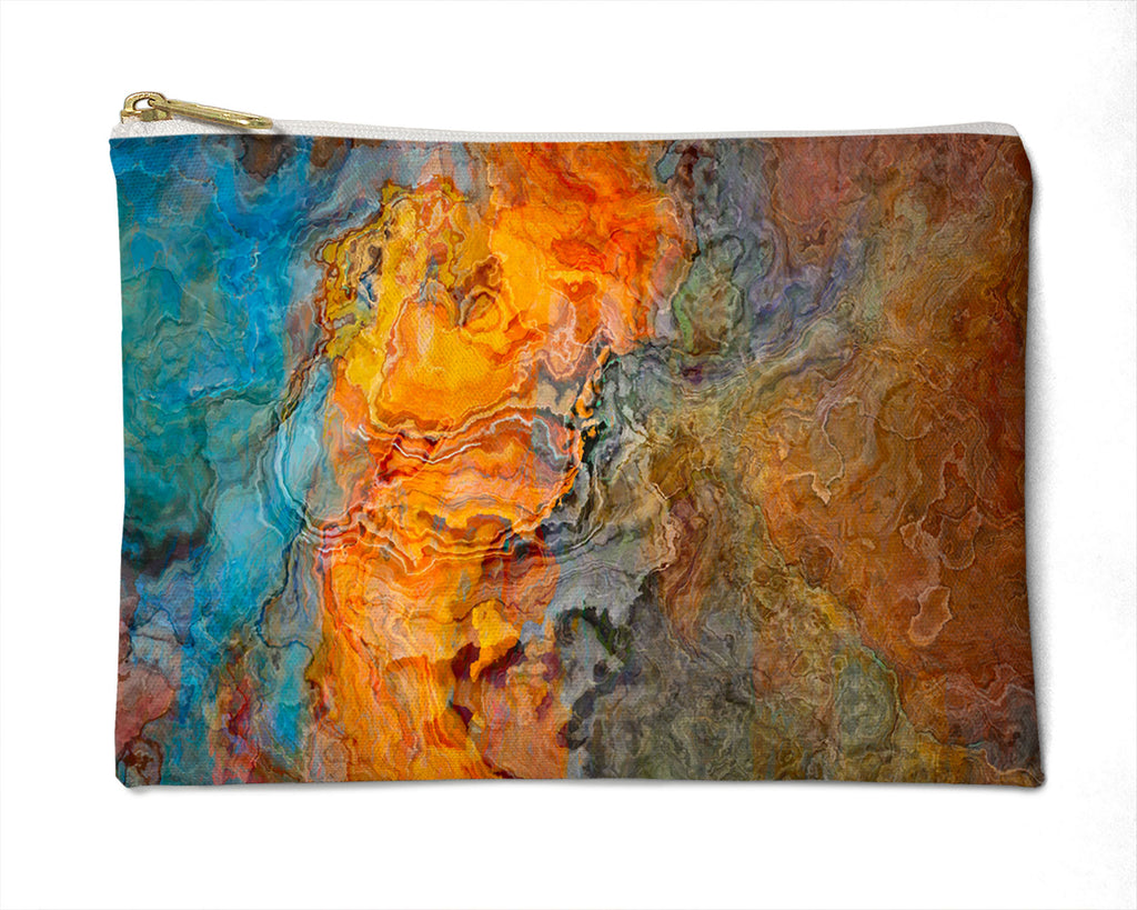 Makeup Bag, Copper River