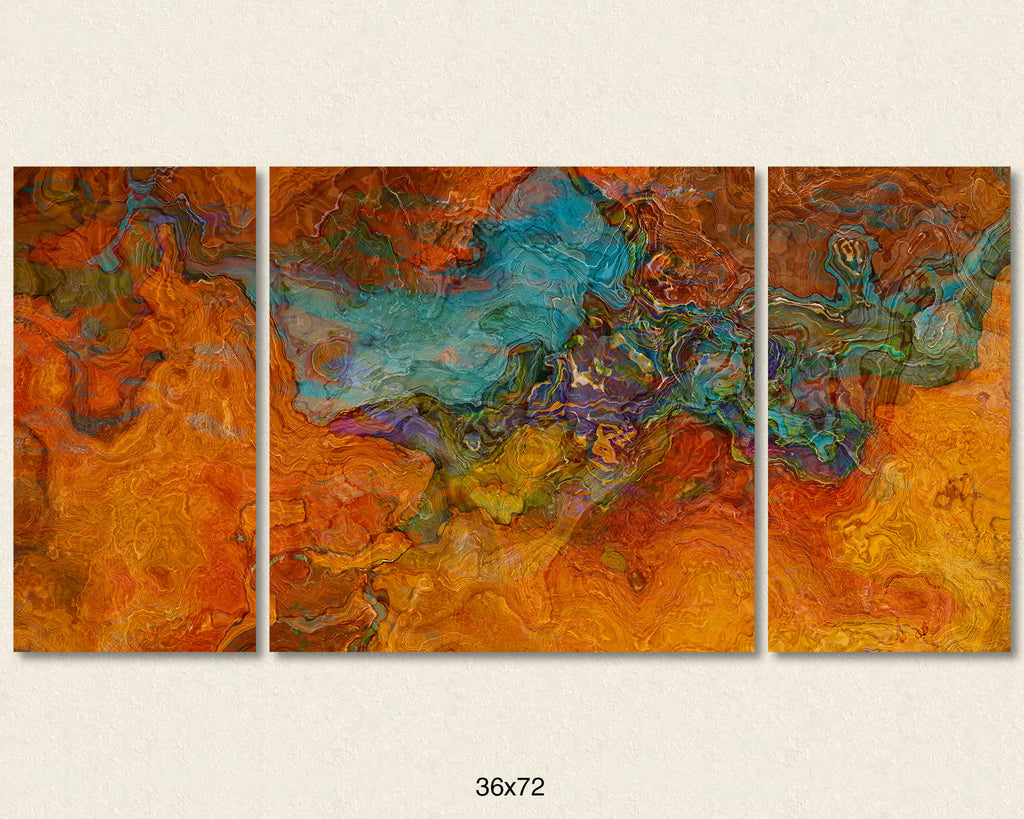 Canvas Print, 30x60 to 40x78, Desert Artifact