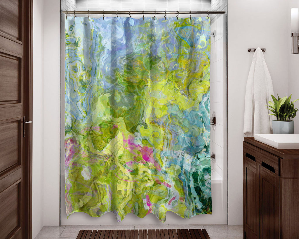 Shower Curtain, Dream Garden