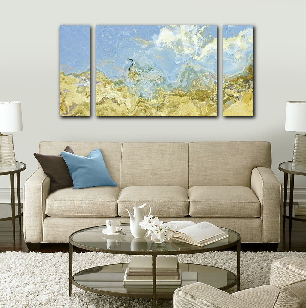 Canvas Print, 30x60 to 40x78, Dune Horizon
