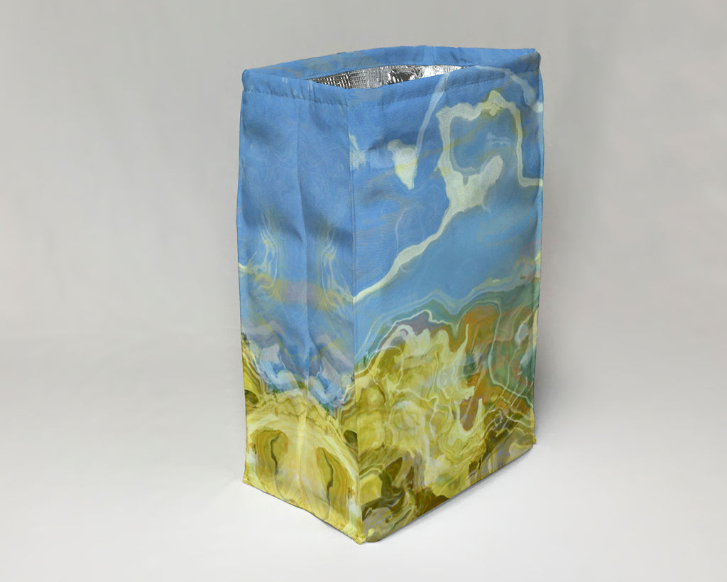 Lunch Bag, Dune Scape