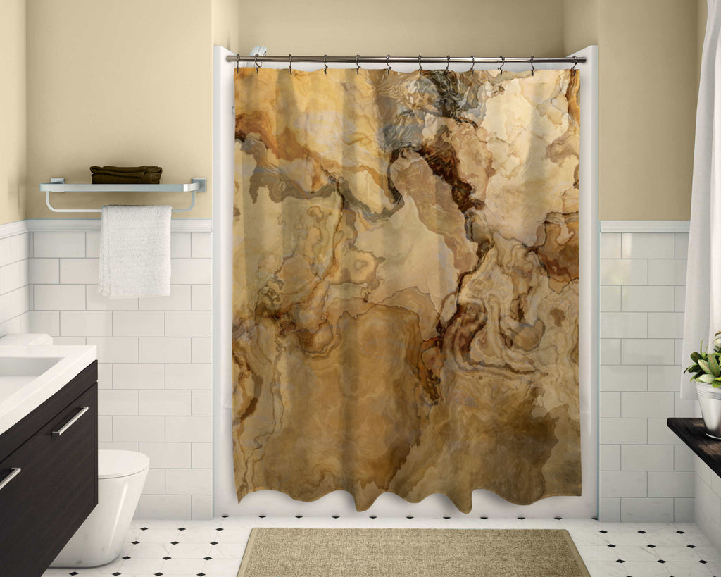 Shower Curtain, Earthbound