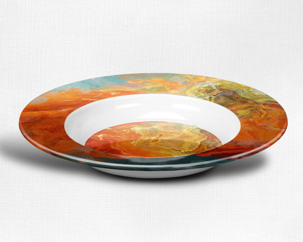 Plate or Bowl, Electric