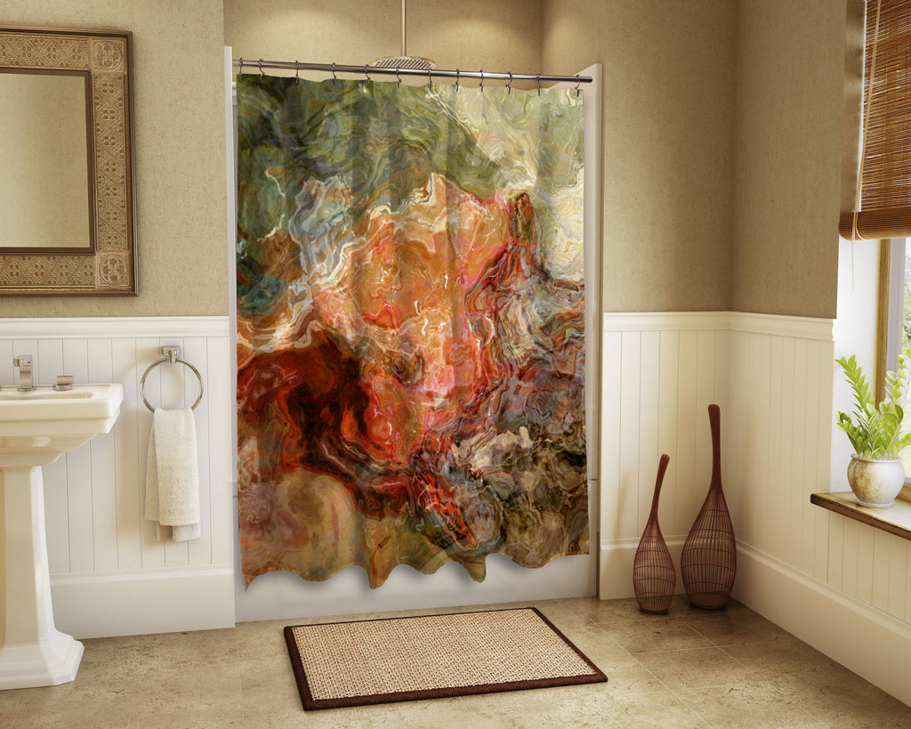 Shower Curtain, Firestarter