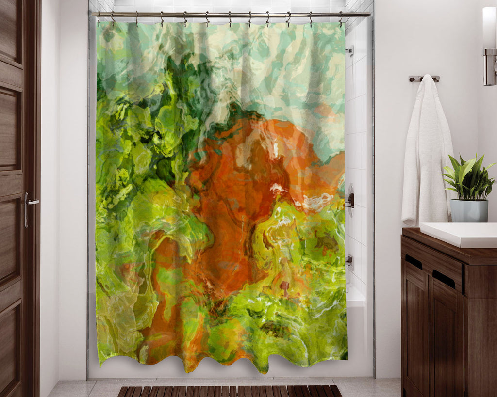 Shower Curtain, Friends
