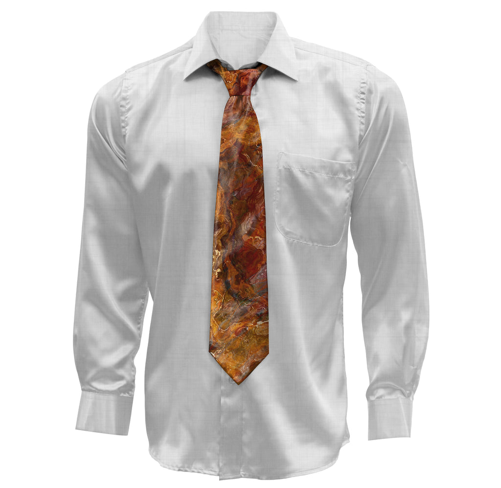 Necktie, Gold Rush
