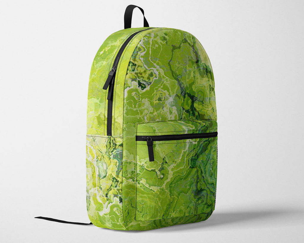 Backpack, Green Daze
