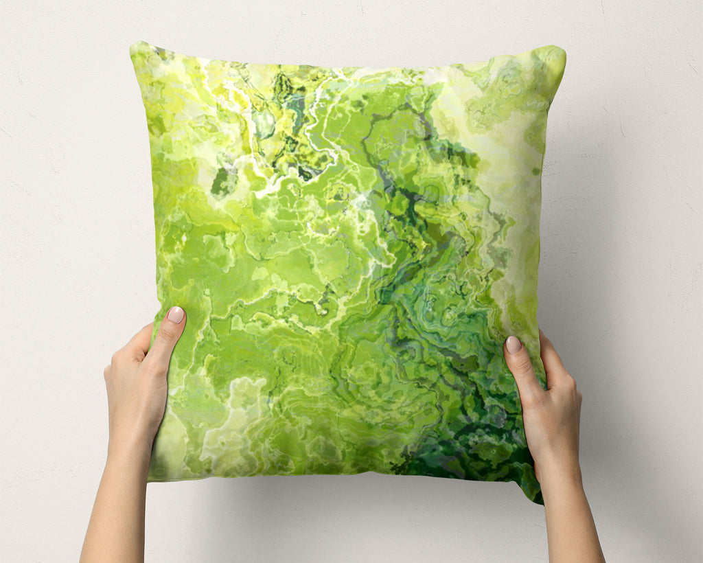 Pillow Covers, Green Daze