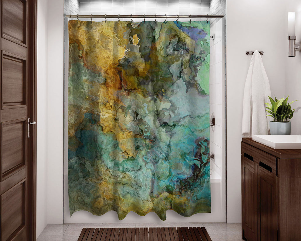 Shower Curtain, Kinetic