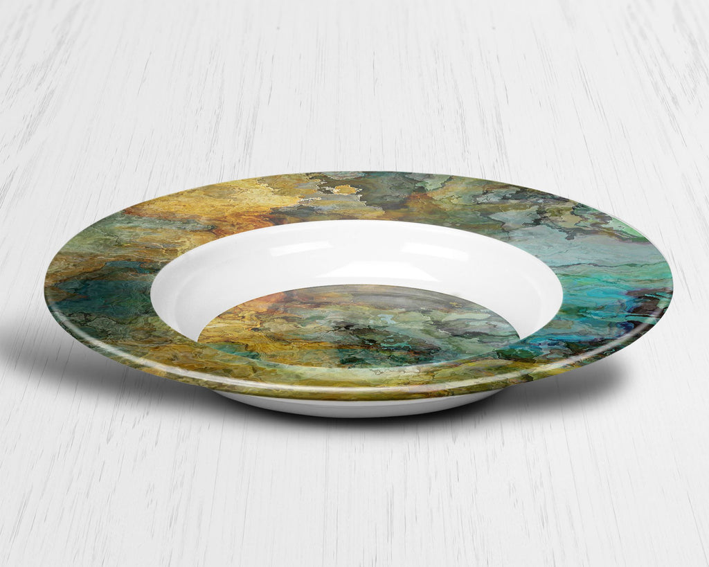 Plate or Bowl, Kinetic