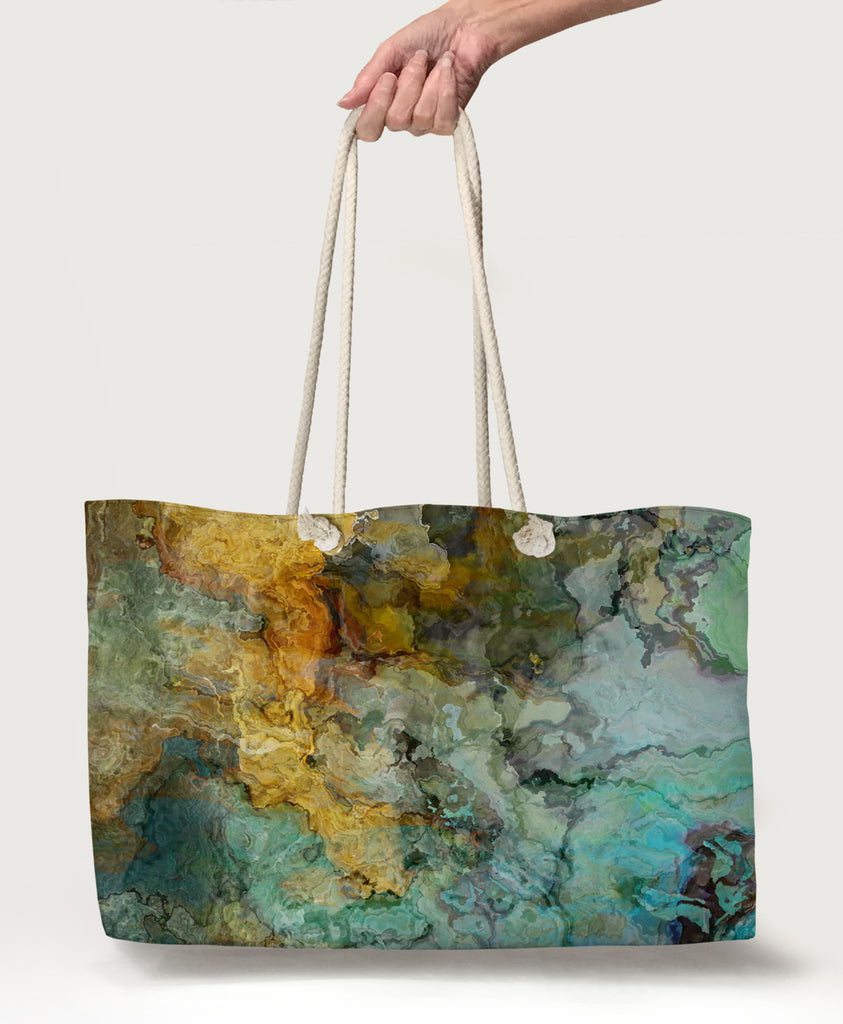 Oversized Tote, Kinetic
