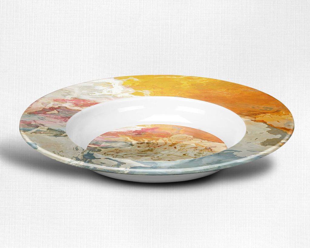 Plate or Bowl, Kiss
