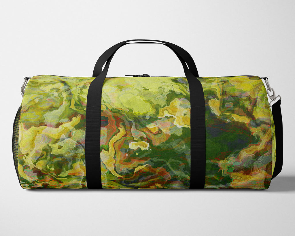 Duffle Bag, Lemon Tree