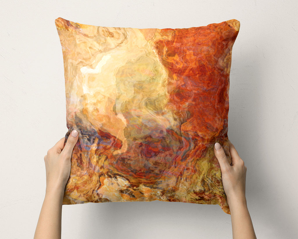 Pillow Covers, Magma
