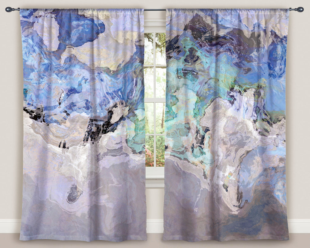 Housewares, window treatment, window curtain, curtain, rod pocket curtain, living room , bohemian curtain, Drapery , abstract art curtain, blackout curtains, bedroom curtains, curtain , room darkening drape